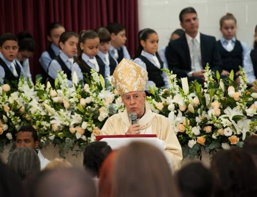 Celebração Eucarística em honra a Nossa Senhora do Carmo