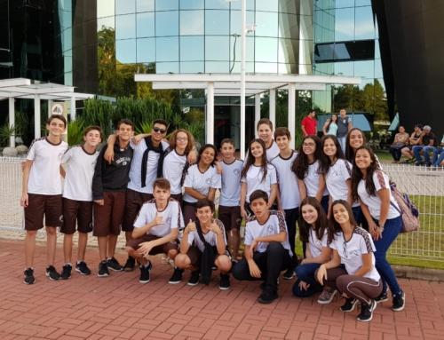 Visita ao Centro de Ciências e ao Planetário da UFJF – Nono Ano