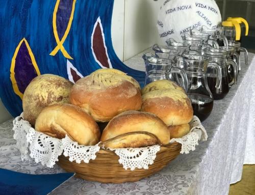 Semana Santa – Partilha do Pão