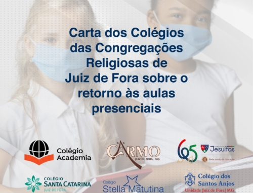 Carta dos Colégios das Congregações Religiosas sobre o retorno das aulas presenciais